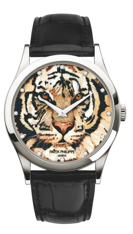 Patek Philippe 5077P-065 Royal Tigers