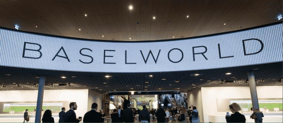 Baselworld event