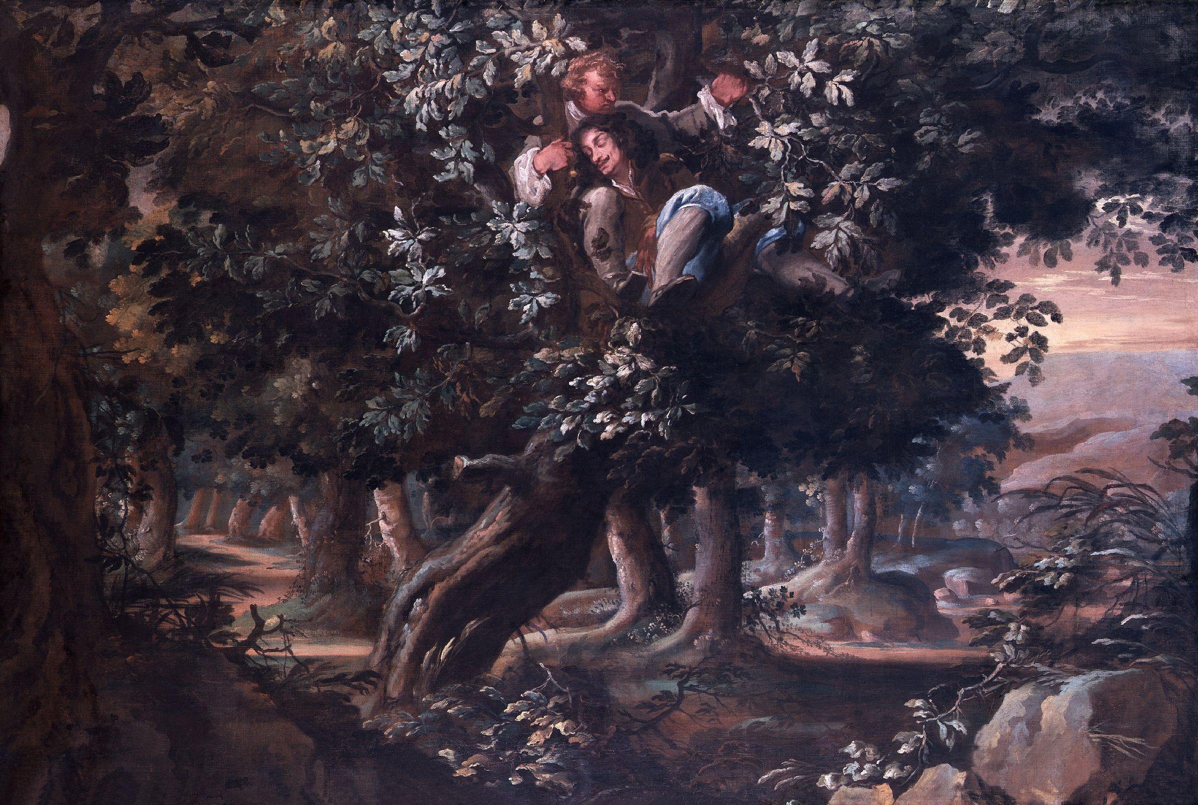 The Royal Oak King Charles II