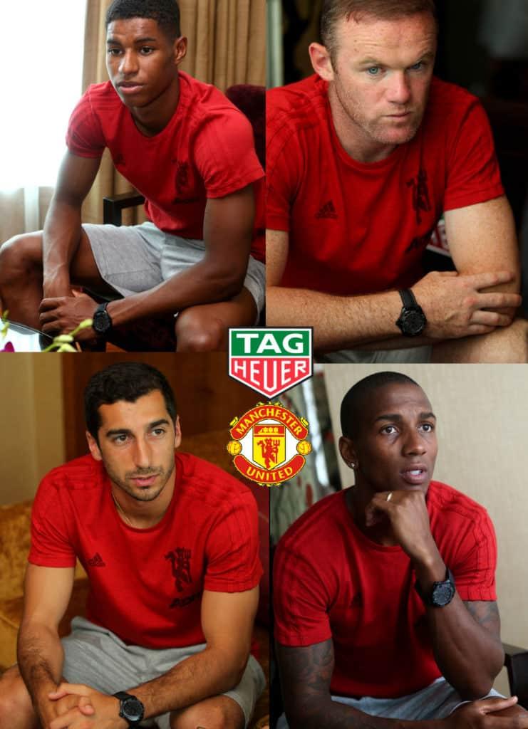 Man United X Tag Heuer 2