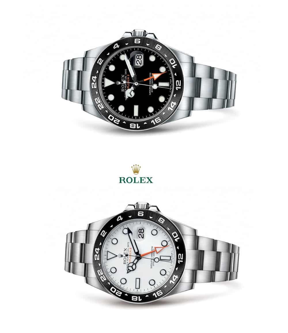 Rolex Baselworld 2017 Explorer II