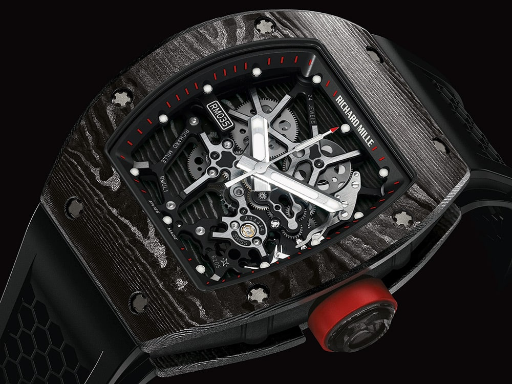 Richard Mille RM035 Ultimate