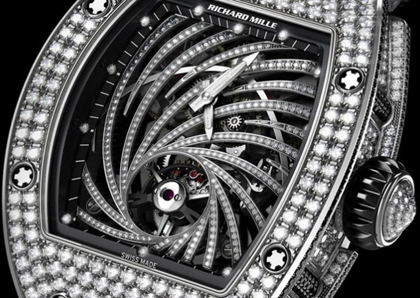 Richard Mille RM051-02 Tourbillon Diamond Twister