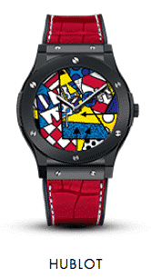 Hublot Classic Fusion Only Watch Britto Luxury Limited Edition Watch
