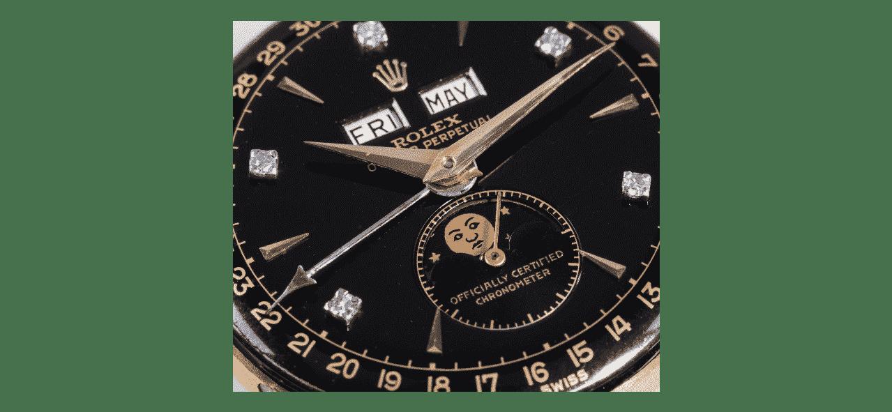 Rolex ref. 6061 Bao Dai Dial