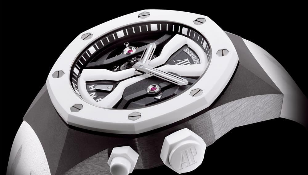 Audemars Piguet Royal Oak Concept GMT Tourbillon